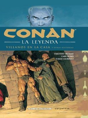 cover image of Conan la leyenda nº 05/12