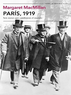 cover image of París, 1919