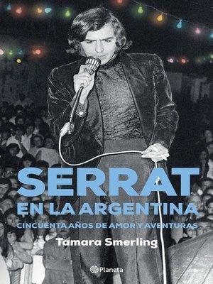 cover image of Serrat en la Argentina