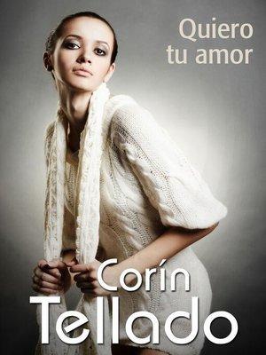 cover image of Quiero tu amor