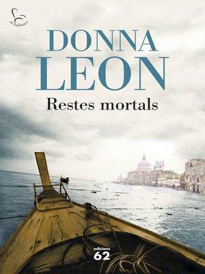 cover image of Restes mortals