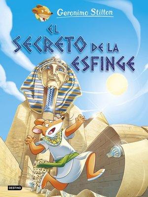 cover image of El secreto de la esfinge