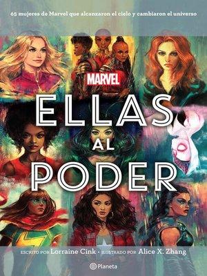 cover image of Ellas al poder