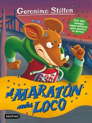 cover image of El maratón más loco