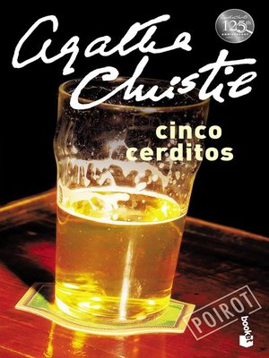 cover image of Cinco cerditos