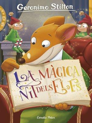 cover image of La màgica nit dels elfs