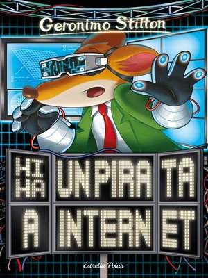 cover image of Hi ha un pirata a internet