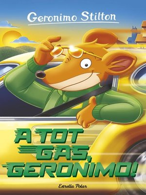 cover image of A tot gas, Geronimo!
