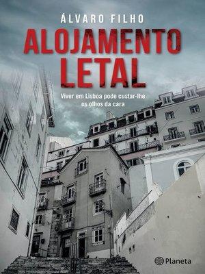 cover image of Alojamento Letal