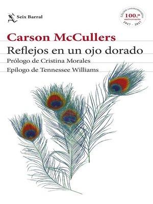 cover image of Reflejos en un ojo dorado
