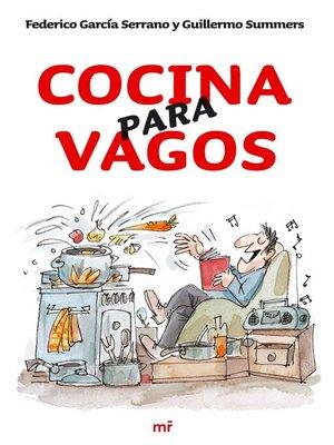 cover image of Cocina para vagos