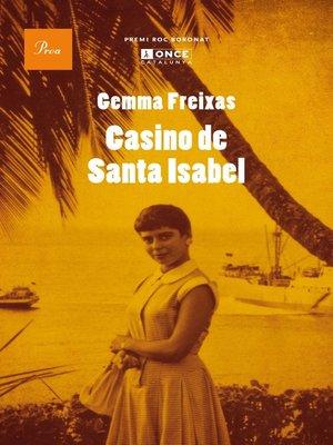 cover image of Casino de Santa Isabel