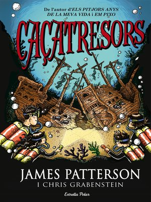 cover image of Caçatresors