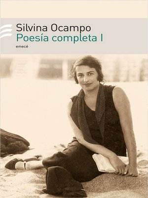 cover image of Poesía completa I