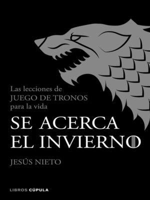 cover image of Se acerca el invierno