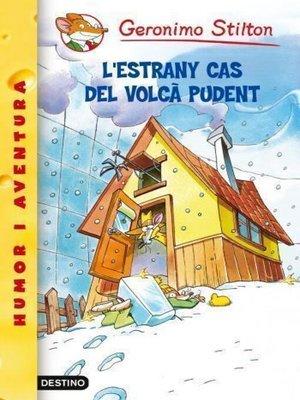 cover image of L'estrany cas del volcà Pudent
