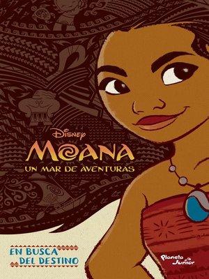 cover image of Moana--En busca del destino