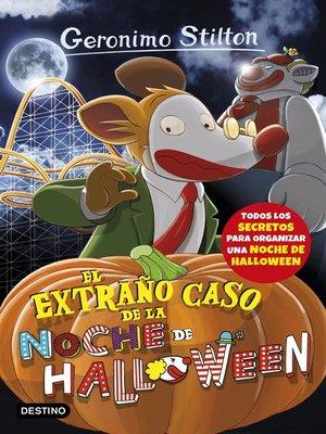 cover image of El extraño caso de la noche de Halloween