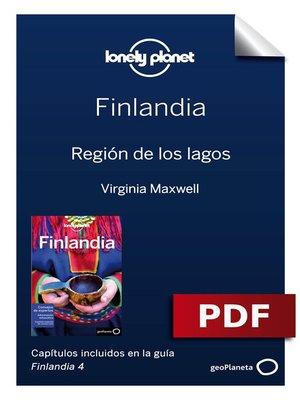 cover image of Finlandia 4_6. Región de los lagos