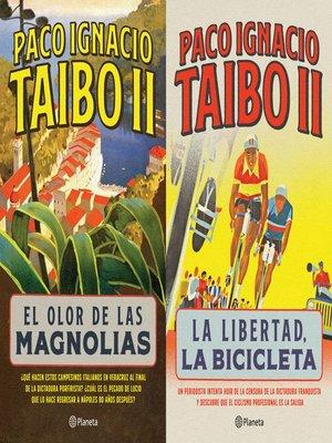 cover image of El olor de las magnolias / La libertad, la bicicleta