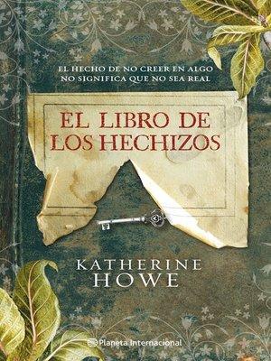 cover image of El libro de los hechizos