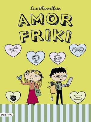 cover image of Amor friki