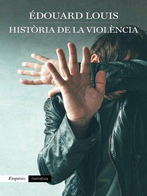 cover image of Història de la violència