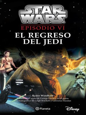 cover image of Star Wars. Episodio VI. El regreso del jedi