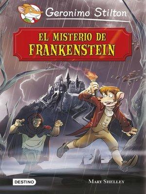 cover image of El misterio de Frankenstein