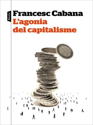 cover image of L'agonia del capitalisme