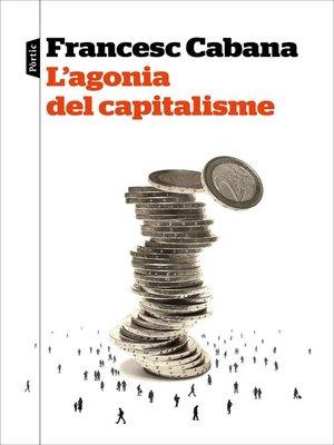 cover image of L'agonia del capitalisme