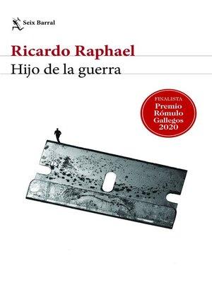 cover image of Hijo de la guerra