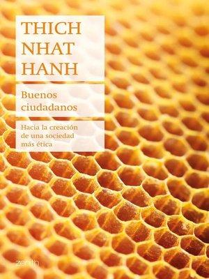 cover image of Buenos ciudadanos
