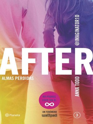 cover image of After. Almas perdidas (Serie After 3)