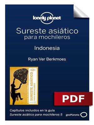 cover image of Sureste asiático para mochileros 5. Indonesia