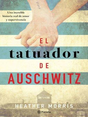 cover image of El tatuador de Auschwitz (Edición mexicana)