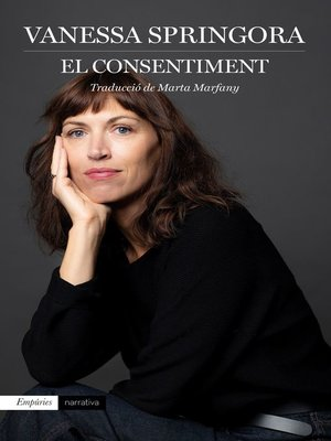 cover image of El consentiment