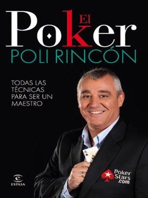 cover image of El poker. Todos los secretos para ser un triunfador
