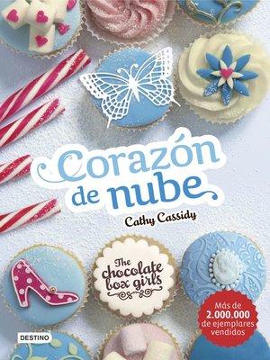 cover image of Corazón de nube