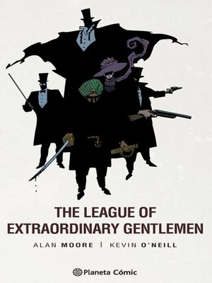 cover image of The League of Extraordinary Gentlemen nº 01