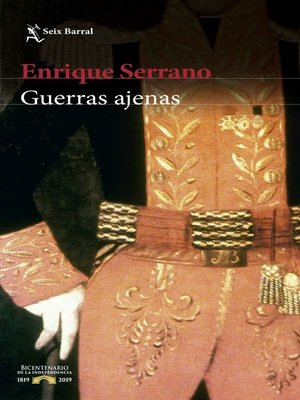 cover image of Guerras ajenas