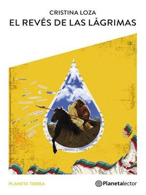 cover image of El revés de las lágrimas. Con guía