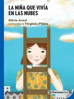 cover image of La niña que vivía en las nubes