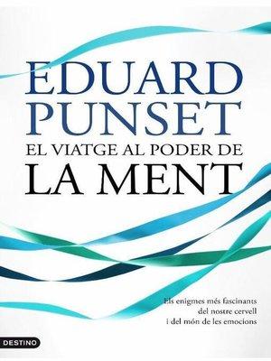 cover image of El viatge al poder de la ment