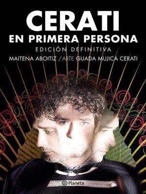 cover image of Cerati. En primera persona