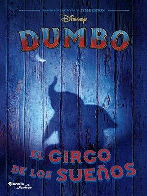 cover image of Dumbo. La novela