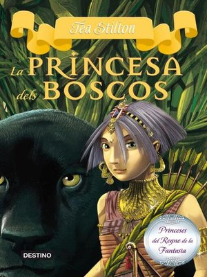 cover image of 4. La princesa dels boscos