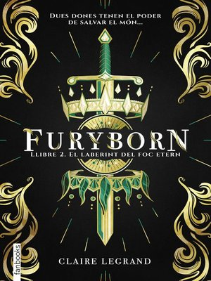 cover image of Furyborn 2. El laberint del foc etern