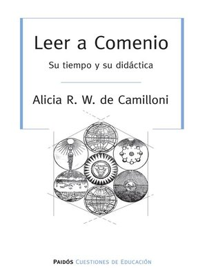 cover image of Leer a Comenio