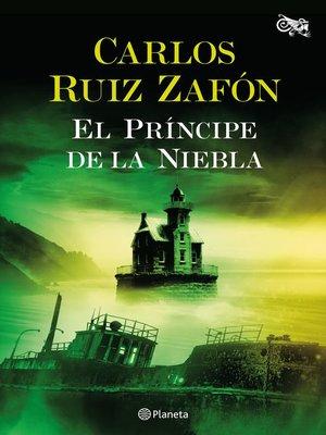 cover image of El Príncipe de la Niebla